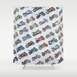 MotoGP: Premier class champions Shower Curtain