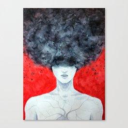 Anxietas Canvas Print