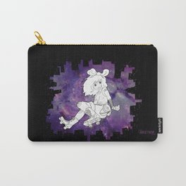 Skater Gal Carry-All Pouch