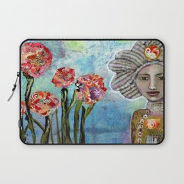 Rose Water Sky Laptop Sleeve