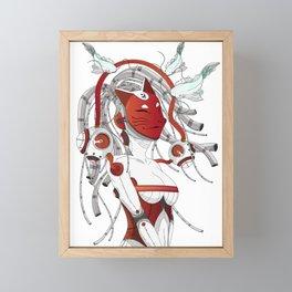 Stravaganza Framed Mini Art Print