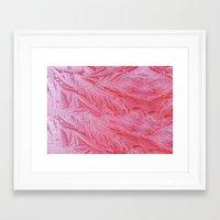 jack frost Framed Art Prints featuring Jack Frost by Mark Alder