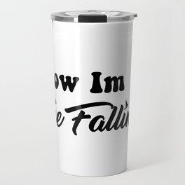 Simply Free Fallin Travel Mug