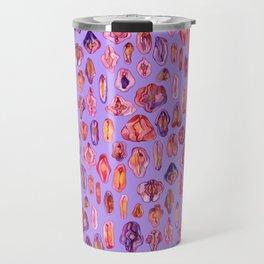 purple portal Travel Mug