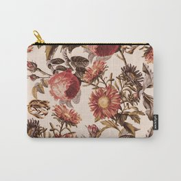 Vintage Garden VI Carry-All Pouch