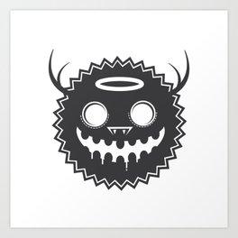 Monster 01 Art Print