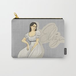 Eliza Schuyler Carry-All Pouch