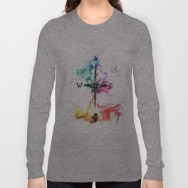 Moral Compass Long Sleeve T-shirt