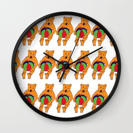 Junior's  BEARS Wall Clock