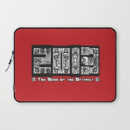 2013: The Year of the Optimist Laptop Sleeve