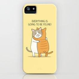 Hugs iPhone Case