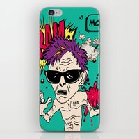 mom iPhone & iPod Skins featuring Mom! by Elsa Neves