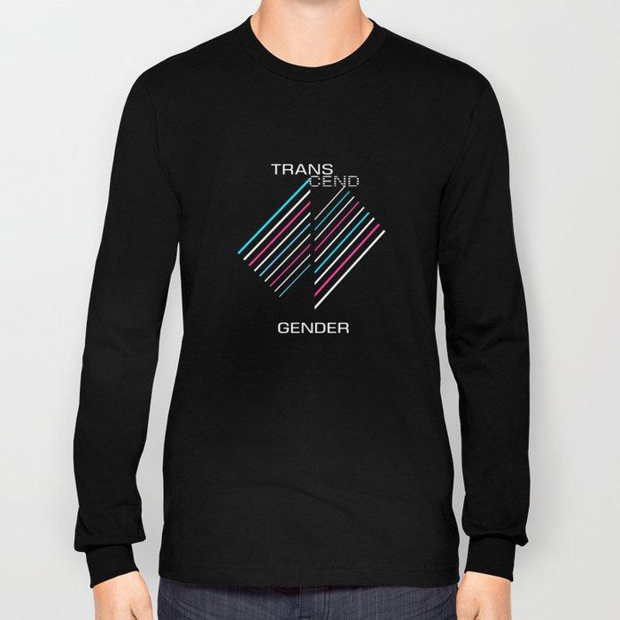 Transcend Gender Alternate Long Sleeve T-shirt