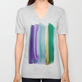 14   | Wash Brush | 190720 Unisex V-Neck
