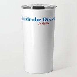 Happy Wardrobe Dresser Travel Mug