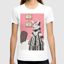 Deer Lady  T-shirt