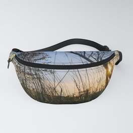 Sunset in Wolf's Hollow Fanny Pack
