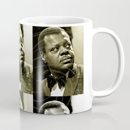 Jazz Heroes Series - Oscar Peterson Coffee Mug
