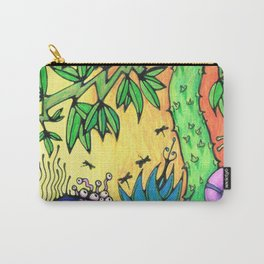 Ancient Tree Carry-All Pouch