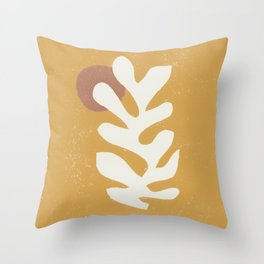 Matisse Abstract I Throw Pillow