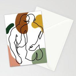 NOODDOOD Linework 1 Stationery Cards