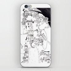 My own Wonderland... iPhone Skin