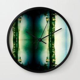 Aqua Florence Wall Clock