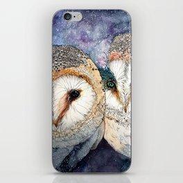 Night Owls iPhone Skin