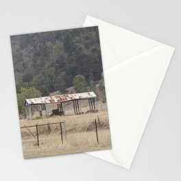 Hay Shed Stationery Cards