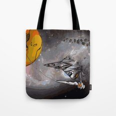 Stealth Bomber Simplified Tote Bag