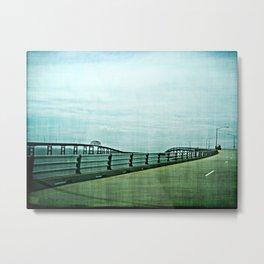 Chesapeake Crossing Metal Print