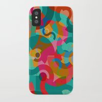 picasso iPhone & iPod Cases featuring Pattern Picasso by Tony Vazquez