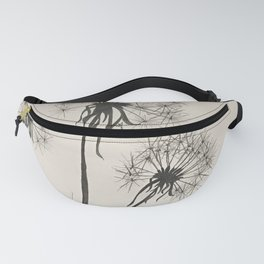 Dandelions Make a Wish Fanny Pack