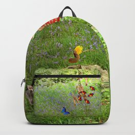Woodland gazette Backpack