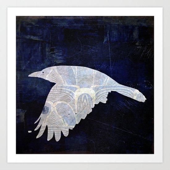The rook #III Art Print