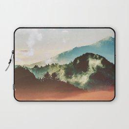 Mighty Mountain #society6 #decor #buyart Laptop Sleeve
