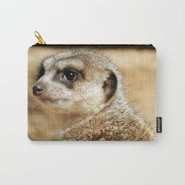 Meerkat (Omaha's Henry Doorly Zoo) Carry-All Pouch