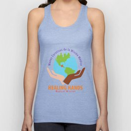 Healing Hands Medical Mission Unisex Tank Top