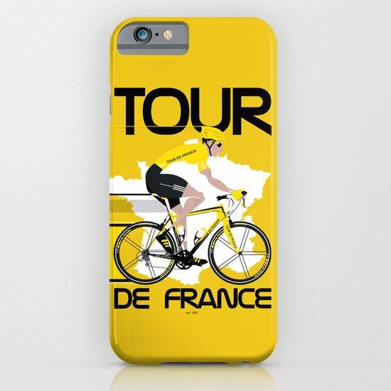 Tour De France iPhone & iPod Case