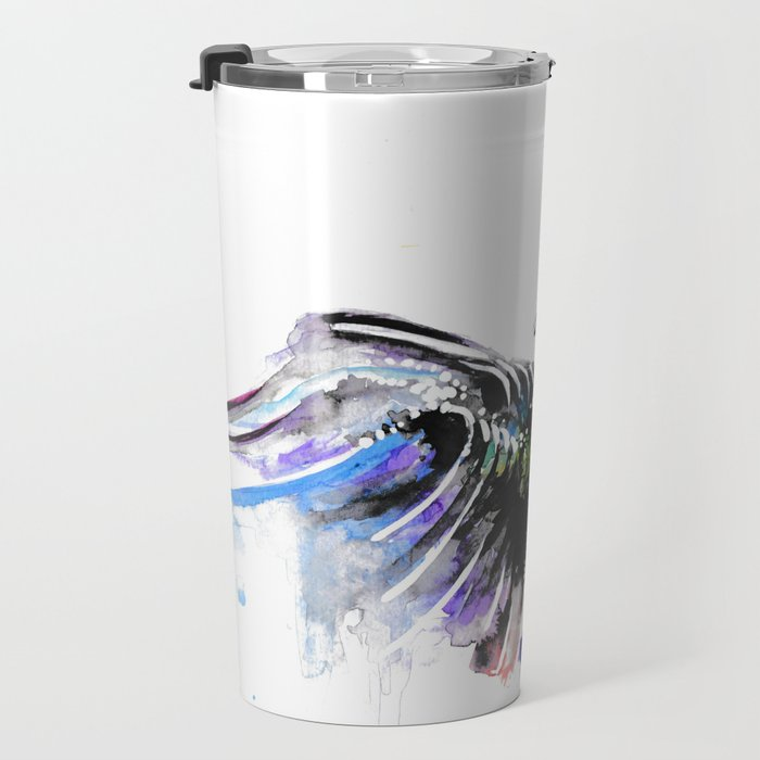 Hummingbird 4 Travel Mug