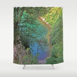 Paradise Cove Shower Curtain