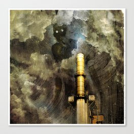 Stormbreath Canvas Print