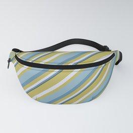 Beach Stripes Fanny Pack