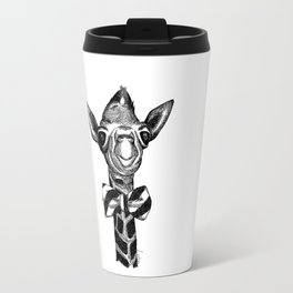 Baby Giraffe Travel Mug