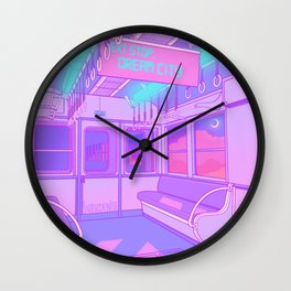 Dream City Wall Clock