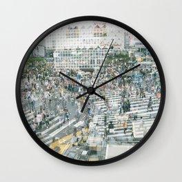 Shibusy Shibuya Wall Clock