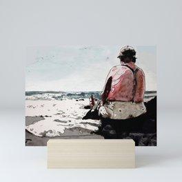 GOMERA Mini Art Print