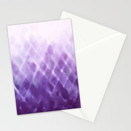 Diamond Fade in Violet Stationery Cards