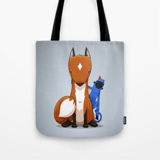 Hungry & Foolish Tote Bag