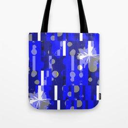 Through the Blue Tote Bag